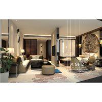 宜宾酒店设计公司——度假酒店室内装修设计技巧