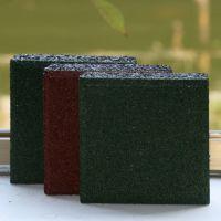 济源市室外学习铺装防滑橡胶地板款式 厂家专业定做弹性安全地板