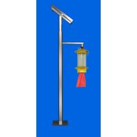 北京顺义太阳能杀虫灯工程-太阳能LED杀虫灯作用-北京天安门杀虫灯产吕