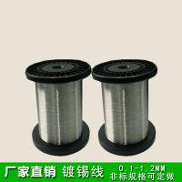 镀锡铜线工艺生产厂家 镀锡铜线1.50mm