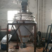 五氮化三磷真空干燥机 五氮化三磷专用螺带真空烘干机杰创值得信赖
