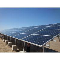 甘肃兰州程浩太阳能大量回收拆卸组件客退组件 降级组件 太阳能板支架 水泥桩