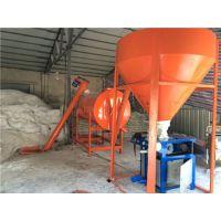 新疆博尔塔拉全自动型腻子粉混合机是什么材料构成