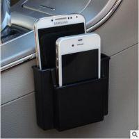 直销 车载手机支架 出风口挂式手机座 汽车中控手机卡座 批发