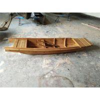 小木船 便宜景观木船饰品 装饰亮化木质观赏摆件船哪里有