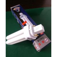 2U插拔管 G24Q灯头 PLC插拔式节能灯 筒灯插口节能灯 横插筒灯