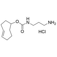 超纯、高纯TCO-Amine HCl Salt,1609659-02-0,通过酰胺键来衍生化羧基
