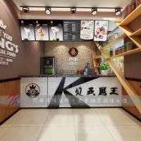 郑州冷饮店装修设计公司—四招让你生意爆满红火