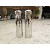 供应辽宁洗车场铁锰超标过滤器不锈钢仿玻璃钢桶过滤器设备清又清厂家