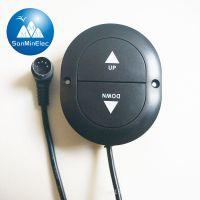 三敏电子有线手控器 遥控器 okin接法 单电机升降电动推杆