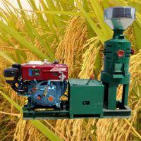 脱净率高小麦脱皮机 小型家用砂轮式谷物碾米机 水稻抛光碾米机 乐丰牌