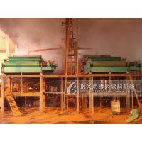 高科机械专业锰矿提纯工艺平板磁选机选氧化锰效果十分好