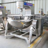 熬酱锅 熬酱锅质量 熬酱锅尺寸 隆泽机械熬酱锅