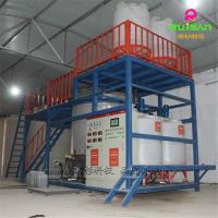 厂家供应10吨混凝土外加剂生产设备/聚羧酸合成设备 厂家提供配方