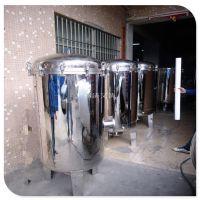 清又清水过滤器不锈钢纯净水设备保安过滤器壳体