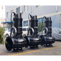 WQ污水泵 不锈钢排污泉水泵中蓝泵业厂家价格