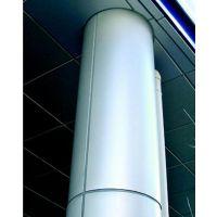 铝单板造型幕墙厂家 闪银外墙铝单板定制