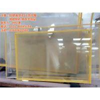 天驰防护器材(图)|x光室铅玻璃|台州铅玻璃
