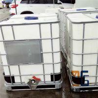 1立方方形pe周转桶 高口径250mm的集装桶 加厚滚塑IBC集装桶
