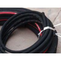 绝缘阻燃无碳水冷电缆胶管 电磁炉专用耐高温软管耐老化夹布胶管