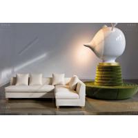 意大利CAMPEGGI欧洲布艺牛皮高品质进口沙发品牌