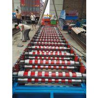 浩鑫压瓦机厂现货供应760型卷帘门压型设备