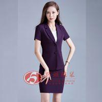 职业装定制 修身职业装 职业装设计 女式职业裙套装 环诚制衣