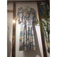 服装批发厂家一手货源超低价女装连衣裙雪纺连衣裙十元以下连衣裙便宜处理