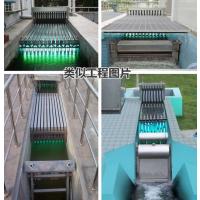 生活污水处理明渠式紫外线杀菌器,消毒器厂家STL-UV-12000T/D