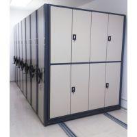 钢制手摇密集架移动文件档案柜底图柜智能电动柜子书柜
