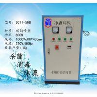 水箱自洁器内壁除藻器水处理设备消毒灭菌仪臭氧发生器厂家直销