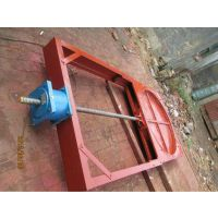 德阳优质PZJY-1500×2000机闸一体式铸铁闸门