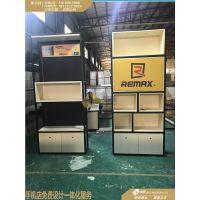 REMAX潮品配件高柜定做,潮品店展台生产厂家