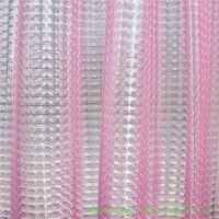 速卖通热卖大猫眼柔软3d eva透明彩色浴帘 防水环保无气味