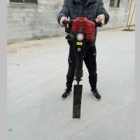 林业专用断根起树机 富兴小树苗带土球移植专用起树机