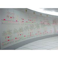 电力调度模拟屏,通信模拟屏、发光模拟屏、配电室模拟屏、马赛克模拟屏