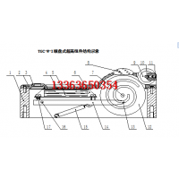 铁路轨距尺 TGC-W-I型万能标尺式铁路轨距尺平面螺旋 汇能