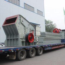 陕西铜川高效环保石料生产线顺利投产