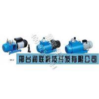 六安无油旋片式真空泵 WX-8无油旋片式真空泵的厂家