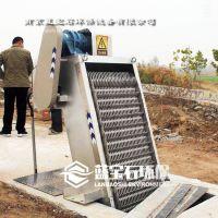 污水筛分回转耙式机械格栅除污机