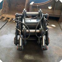 徐工150快换接头 斗轴45-130加工定做 挖机属具专家
