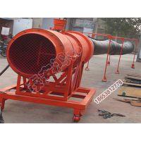 矿用除尘风机鸿邦通过KCS湿式除尘过滤含尘空气