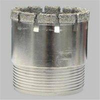 矿用勘探用金刚石取芯钻头 空心钻头 薄管状多齿片型钻头厂家直销取芯钻头 取芯钻头也叫空心钻头,是一种