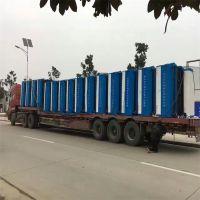 河北绿美供应环卫垃圾车厂家直销 3立方勾臂式垃圾箱 摆臂式垃圾箱出售