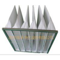 初效袋式过滤器 中央空调铝框可清洗丨行业品牌专供