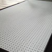 304不锈钢花纹板 进口平底凸面不锈钢花纹板