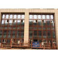 供应建筑外墙氟碳雕花铝窗花