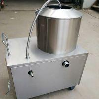 澜海批发土豆去皮机 性能优越不锈钢地瓜脱皮机 甘肃土豆磨皮机厂家