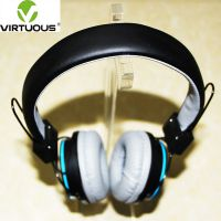 VIRTUOUS BT002蓝牙4.0重便携折叠式无线蓝牙头戴耳机