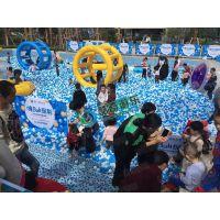 儿童乐园软包围栏海洋球池室内海洋球清洗机有售